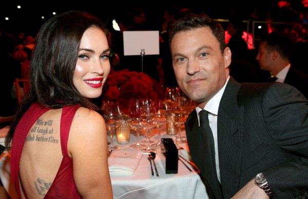 Megan Fox Files to Dismiss Divorce from Husband Brian Austin Green