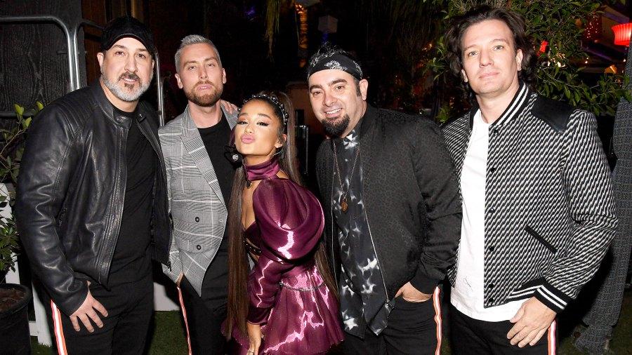 NSYNC Reunite Ariana Grande Coachella 2019 Performance