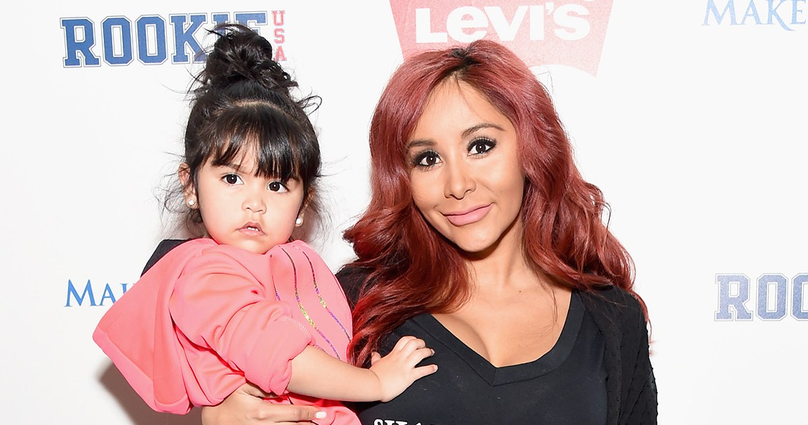 Snooki Claps Back at Trolls After Using Stroller at Disneyland