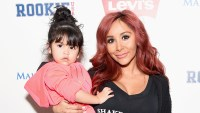 Nicole Snooki Polizzi Claps Back After Criticized For Using a Stroller at Disneyland I'm Not Losing My Offspring