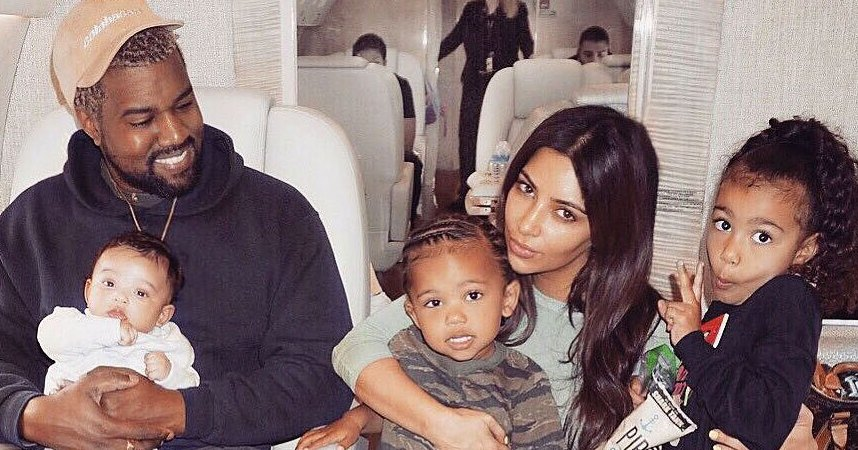 North, Saint West Faked Kim Kardashians Death For April Fool's Day