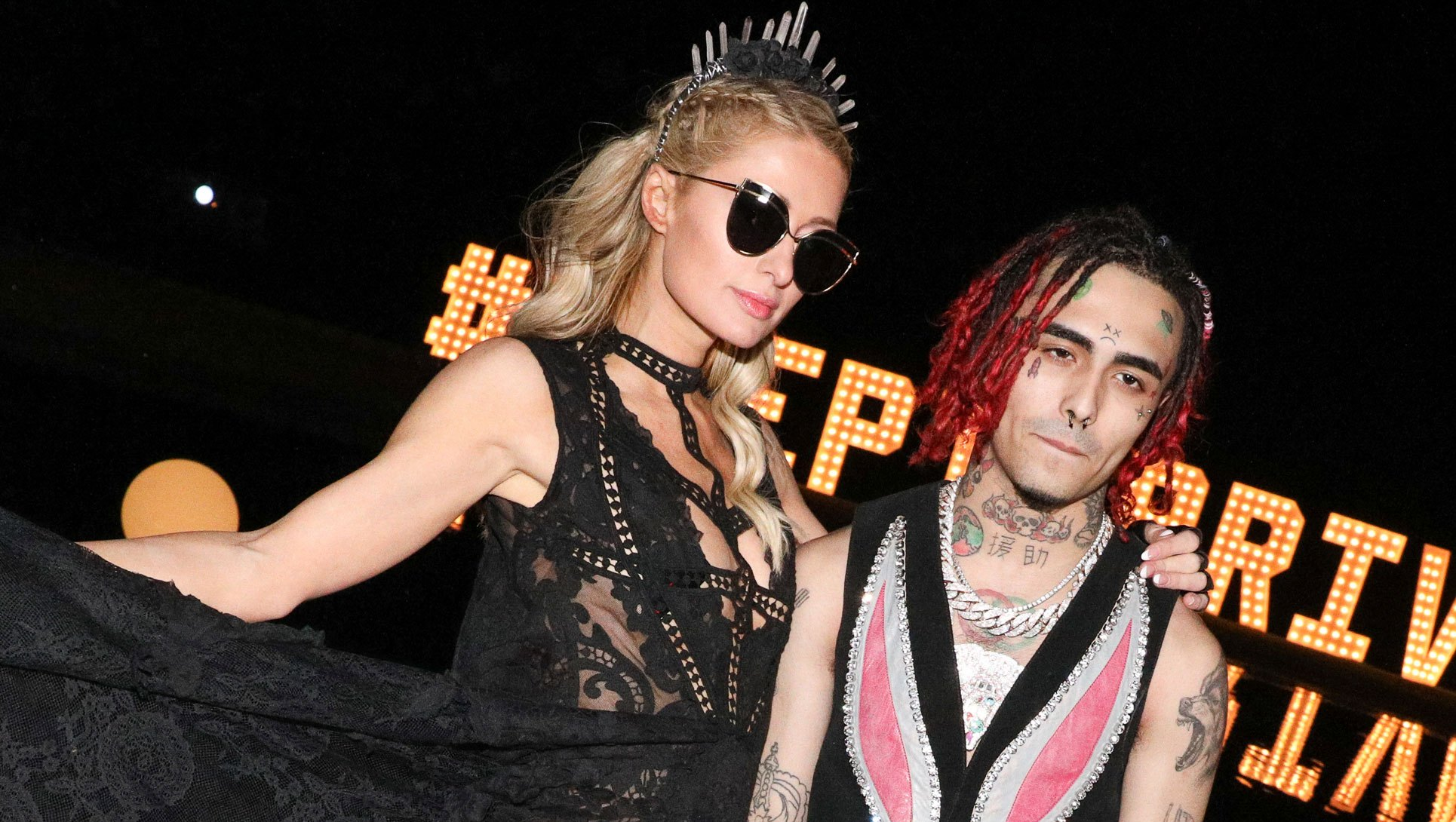 Paris Hilton Lil Pump