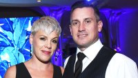 P!nk and Carey Hart Motorcycle Another Baby
