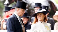 Prince Andrew, Duke of York and Sarah Ferguson, Duchess of York Prince Andrew and Sarah Ferguson Are Not Back Together But Remain 'Good Friends'