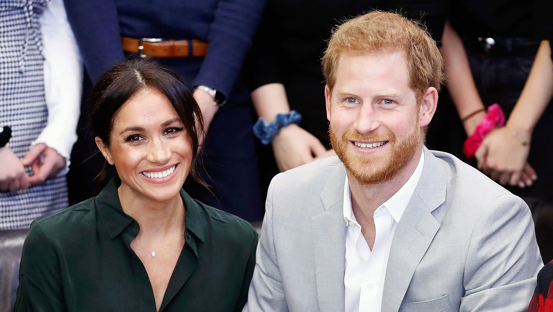 Prince Harry Duchess Meghan Royal Baby Arrival Plans Private