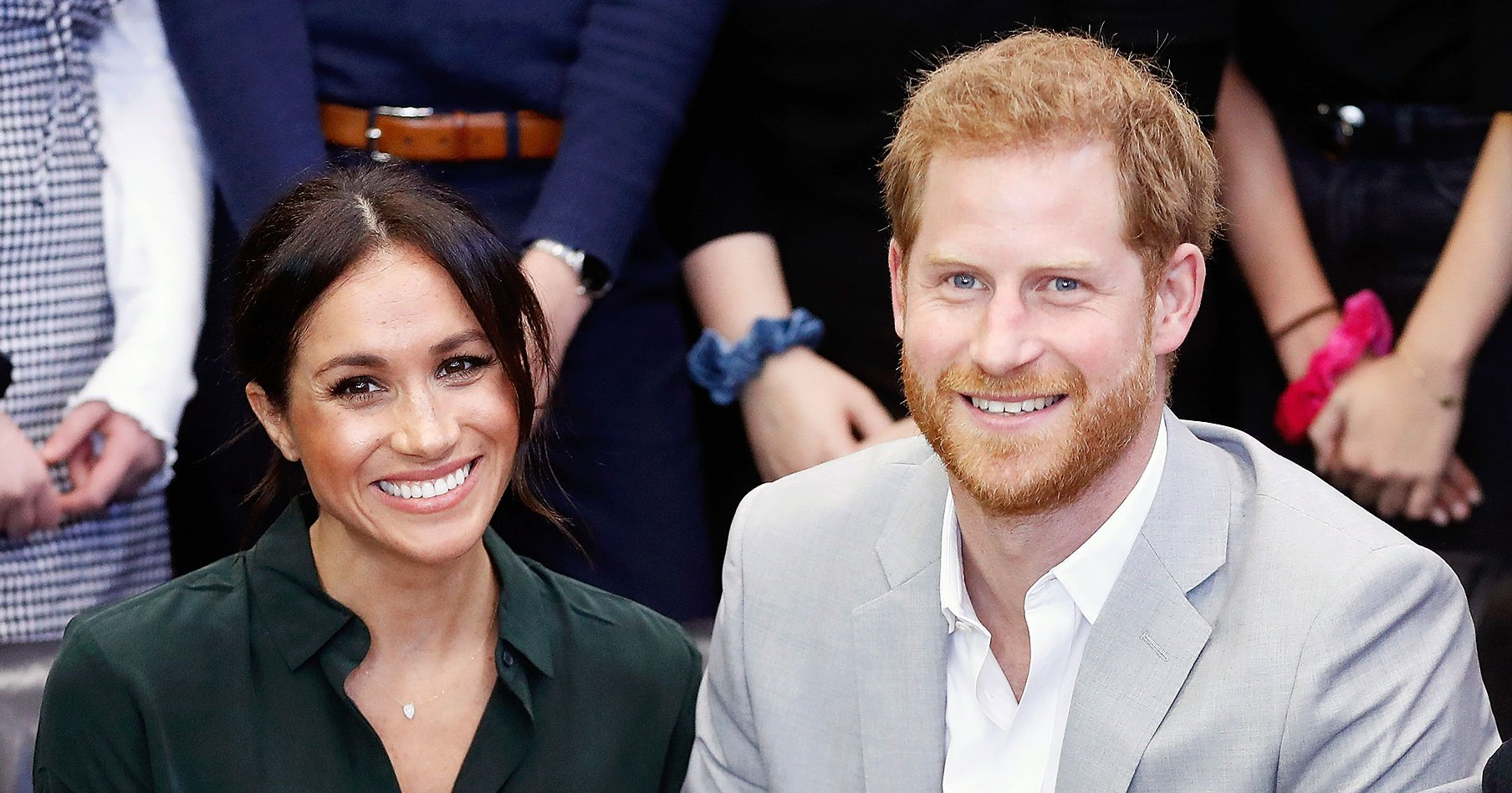 Prince Harry, Duchess Meghan to Keep Baby's Arrival Plans Private