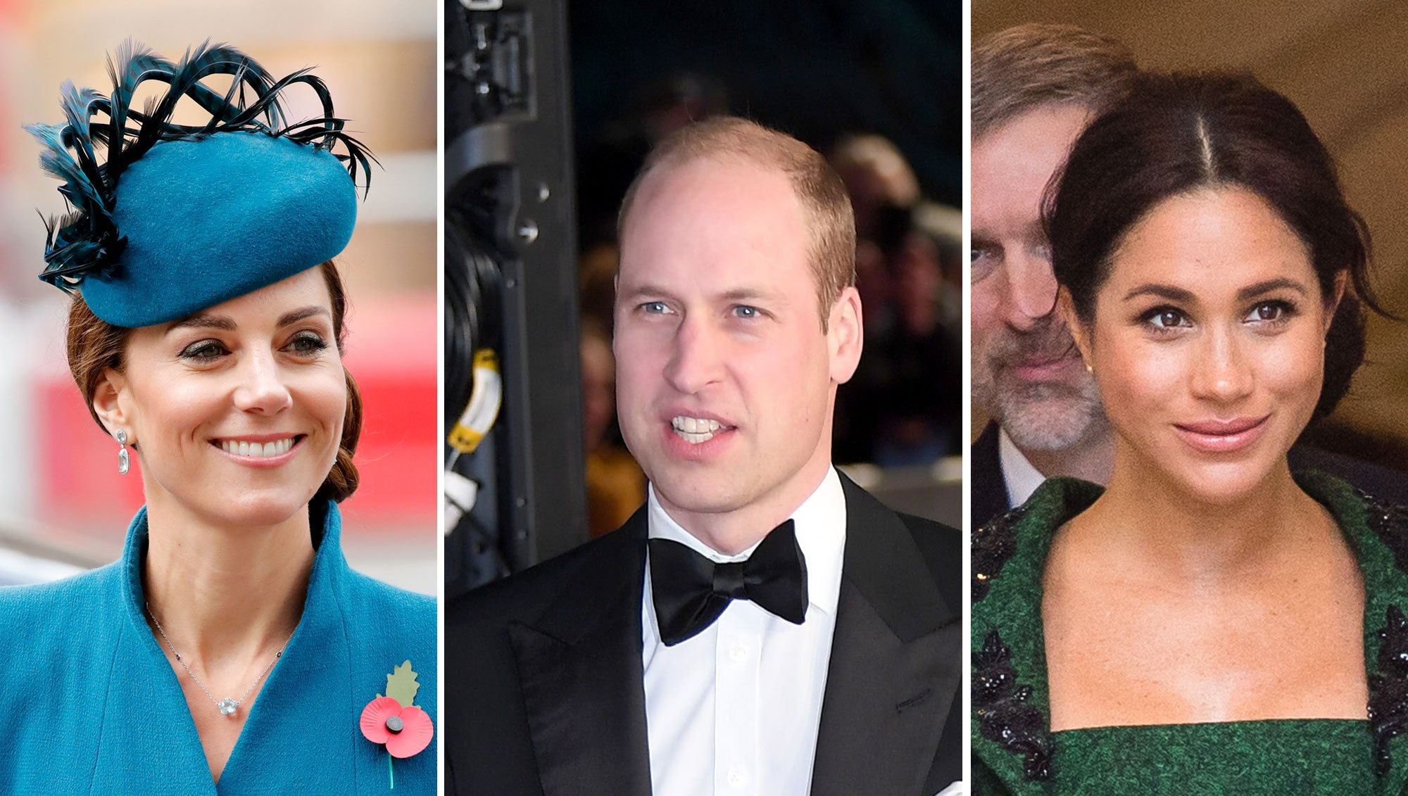 Prince William, Duke of Cambridge, Catherine, Duchess of Cambridge, Meghan, Duchess of Sussex Spend Easter Together