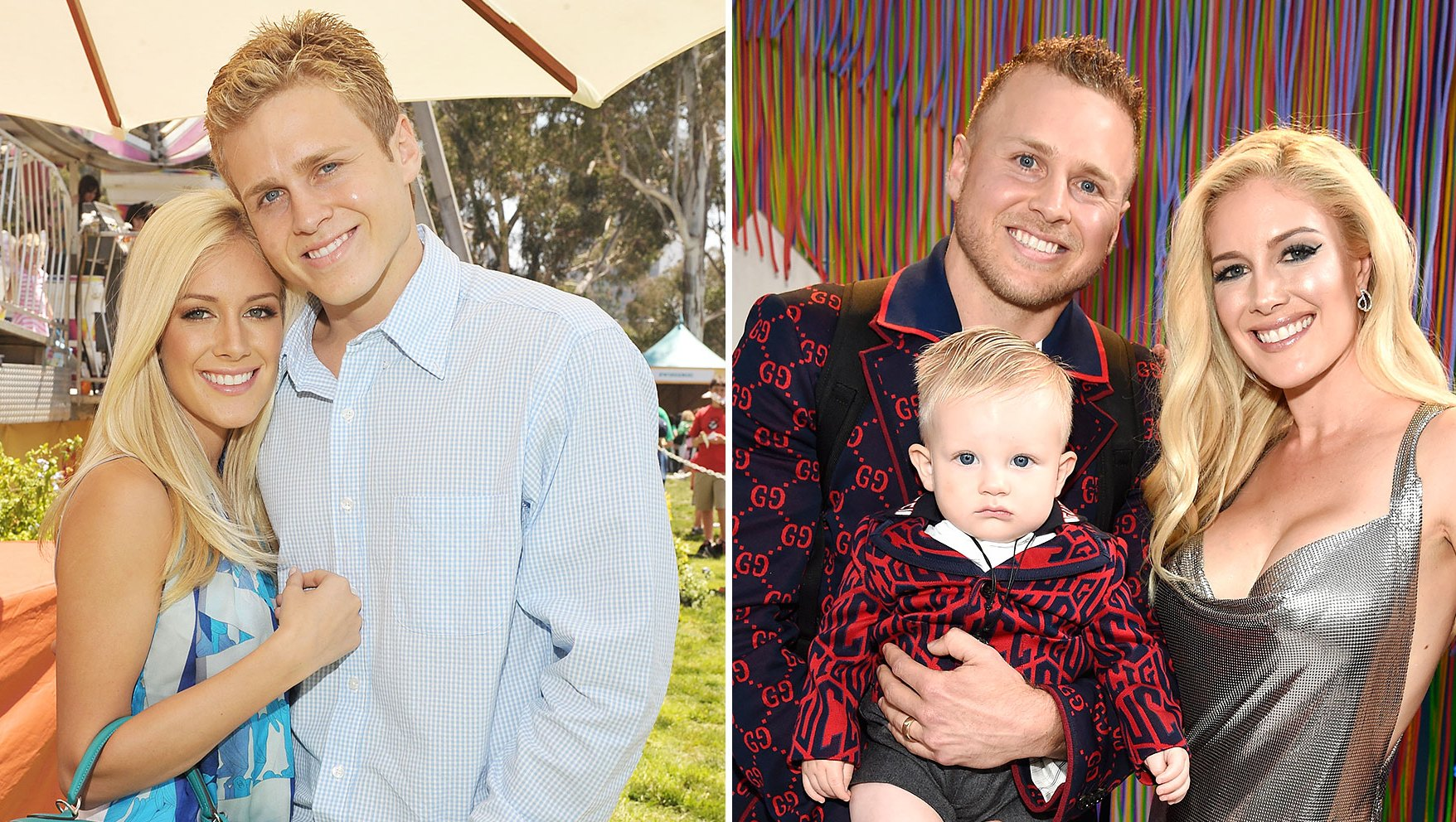 Speidi Turns 10 Heidi Montag Spencer Pratt