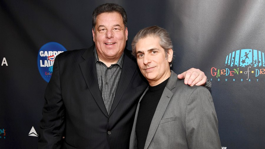 Steve-Schirripa-and-Michael-Imperioli-talk-sopranos-reunion