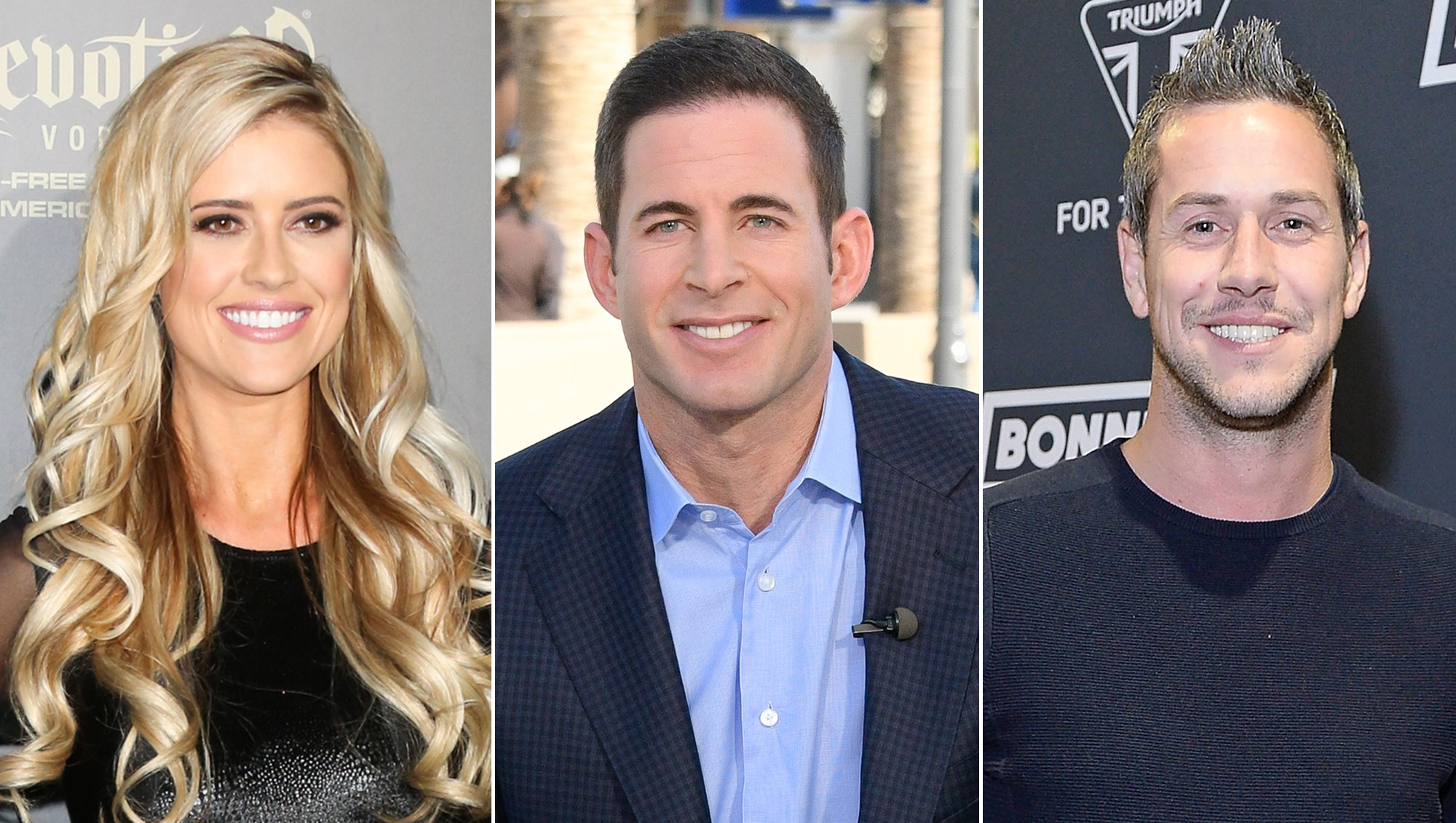Tarek El Moussa Knows Christina and Ant Anstead's Baby Name