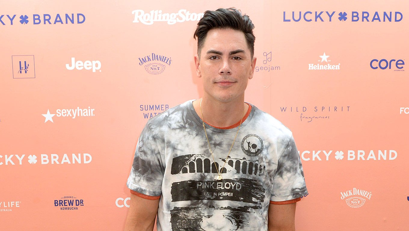 Tom Sandoval Desert Jam Vanderpump Rules Reunion