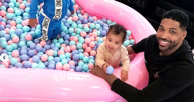 Tristan Thompson's Best Quotes About Fatherhood: 'I'm Loving Every Minute'.jpg