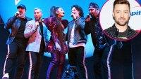 Justin Timberlake Ariana's Coachella Set 'NSync