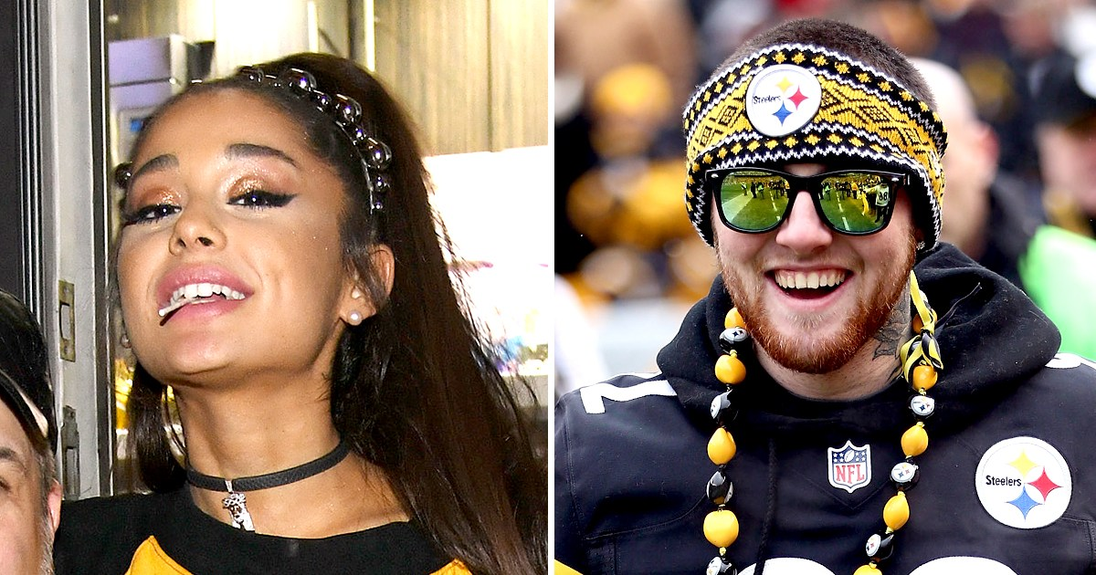 half off ad1a2 54580 Ariana Grande Pays Tribute to Mac Miller at 2019 Coachella: Pic