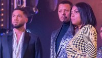 empire Jussie Smollett, Terrence Howard, Taraji P. Henson