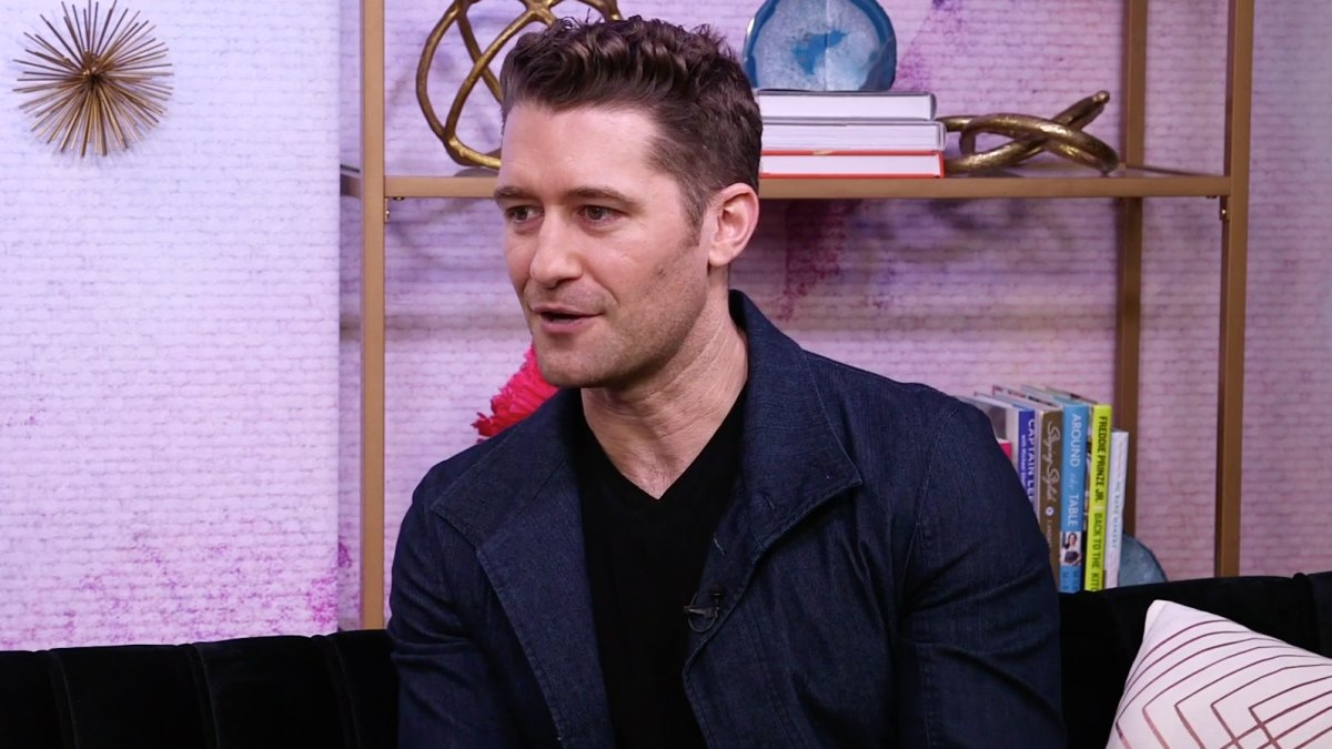 Matthew Morrison S Son Revel Is Following In His Footsteps