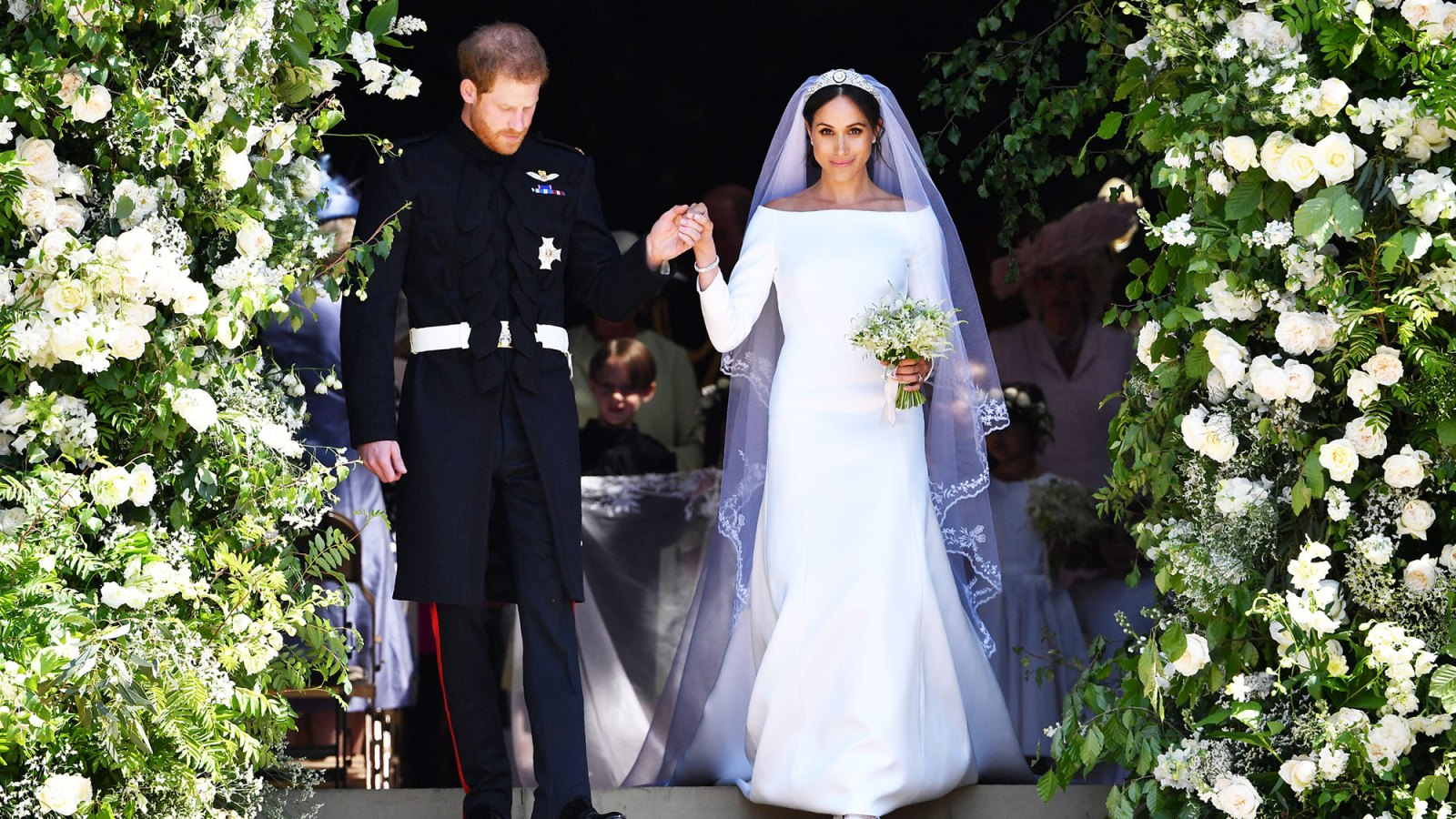 d08703eecdedd Meghan Markle's Wedding Florist Philippa Craddock Launches a Second Round  of Faux-Flower Hair Crowns and Clip Accessories