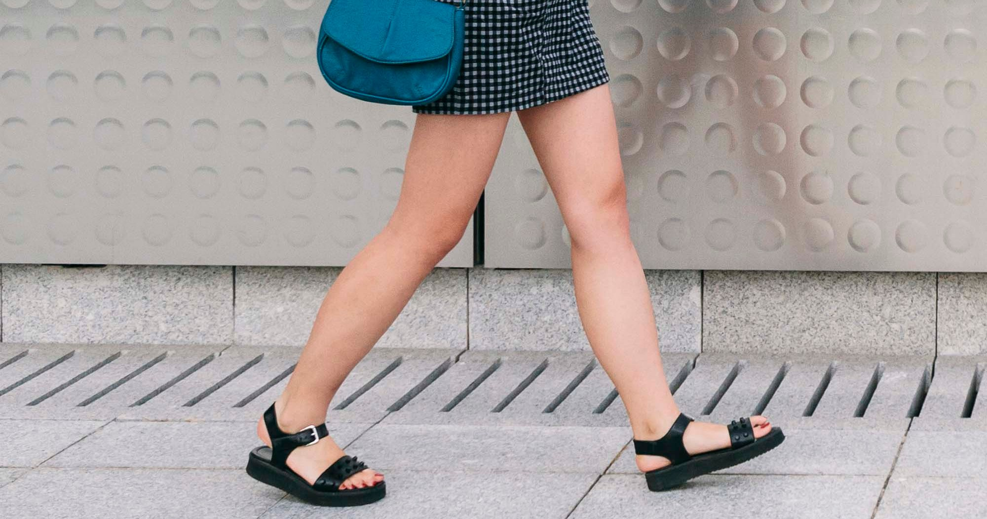 The Only Sandals You'll Ever Need Have Nearly 2,000 Glowing Reviews