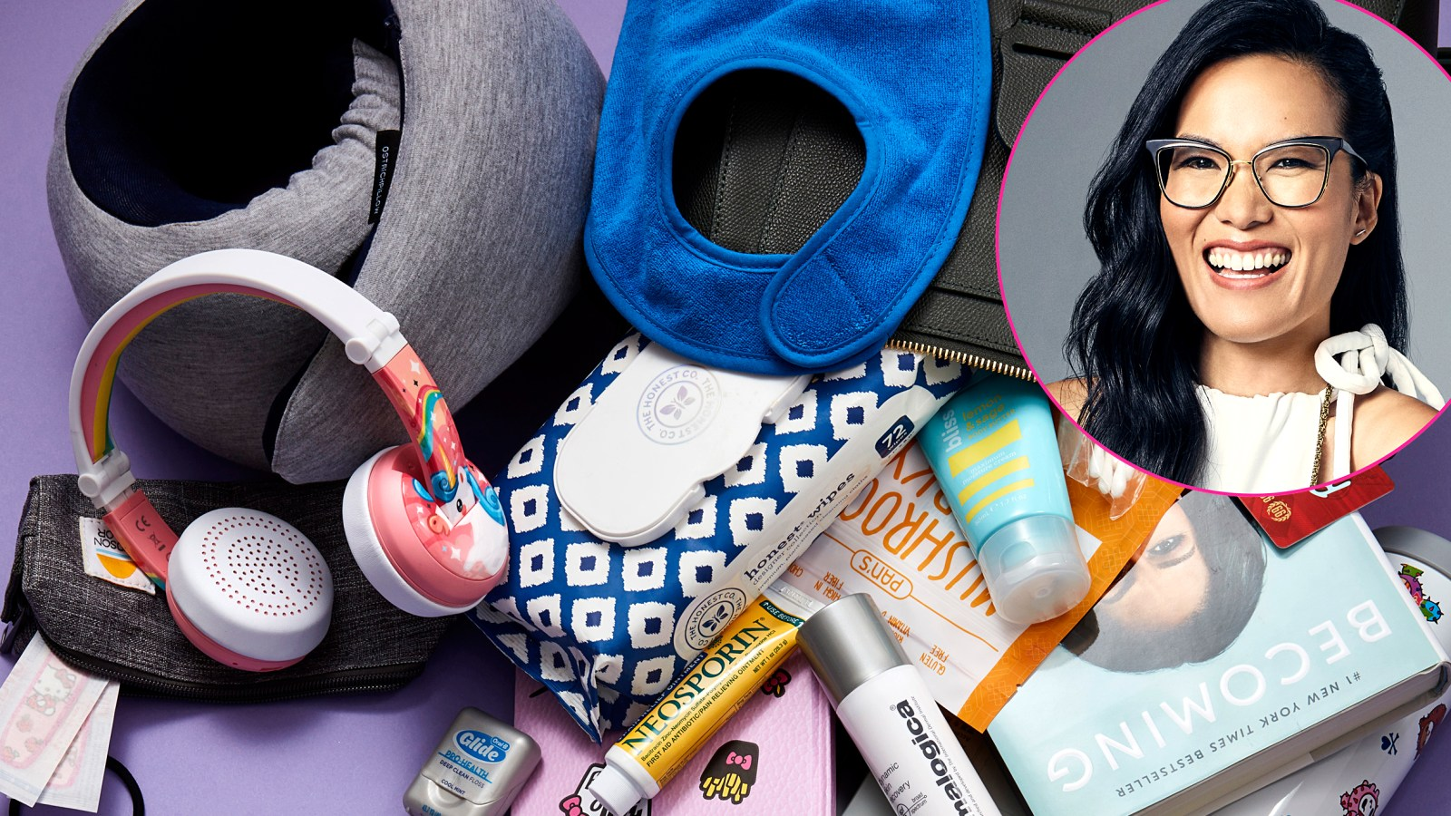 c8ca5a72bc34 Ali Wong: What's in My Bag?