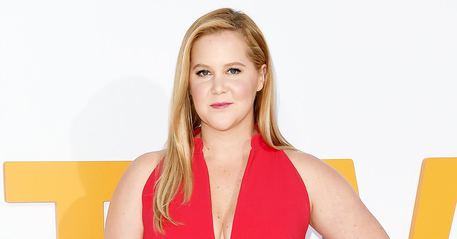 Amy Schumer Hits Stage 2 Weeks After Giving Birth: 'I'm Back'