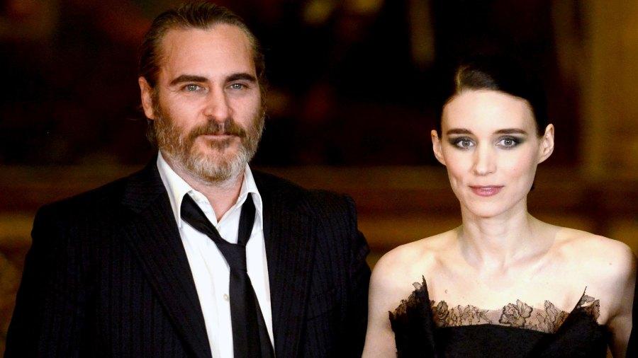 Are Rooney Mara and Joaquin Phoenix Engaged? See Her Massive Diamond Ring Sparking Rumors!
