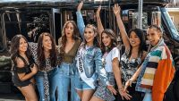 Ashley Ianconetti Celebrates Bachelorette Party at New Kids on the Block Concert