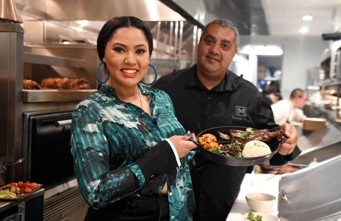 Ayesha Curry Fires Back After Being Told To Stay In The Kitchen