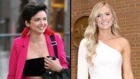 Bachelor's Bekah Martinez Gives Lauren Burnham Pregnancy Advice