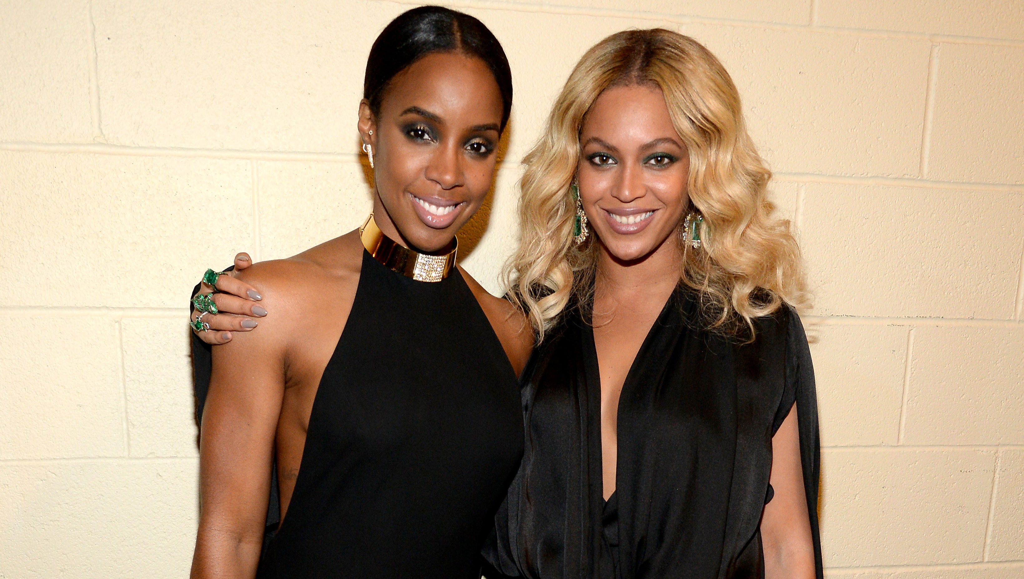 Beyonce and Kelly Rowland Attend Janet Jackson's Vegas Residency Together