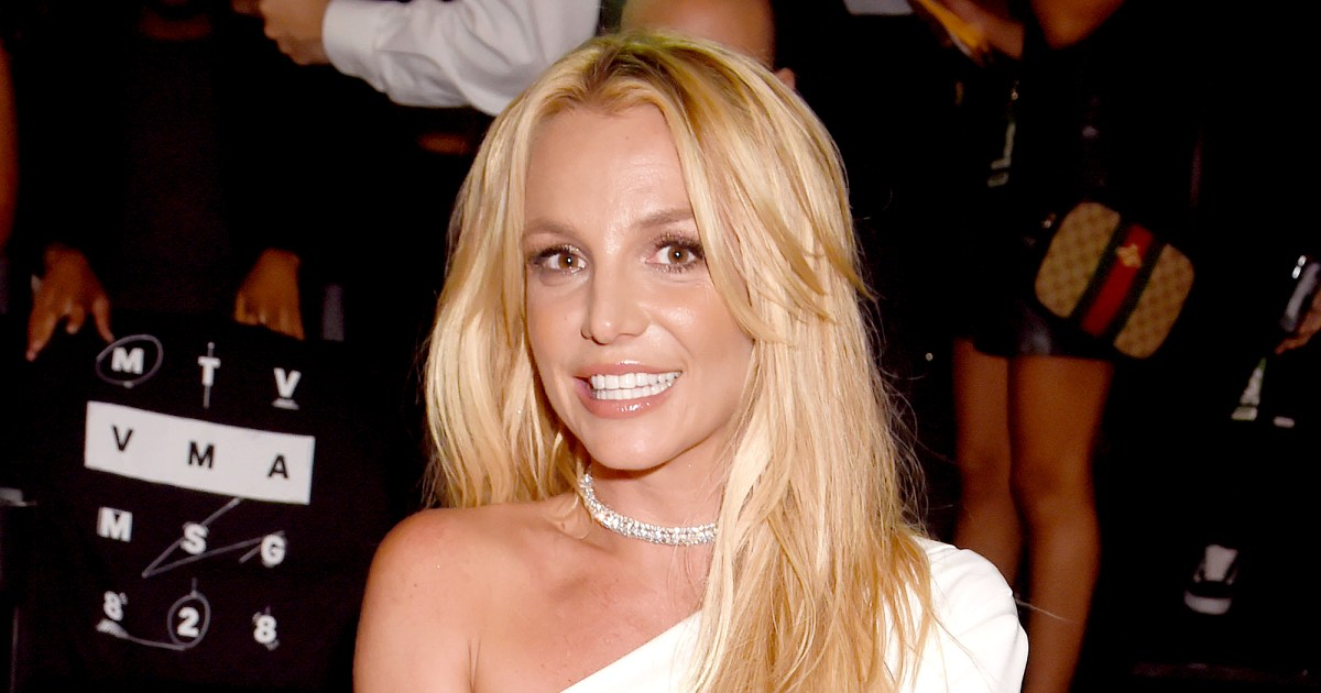 Britney Spears Attends Son Preston's 8th Grade Graduation