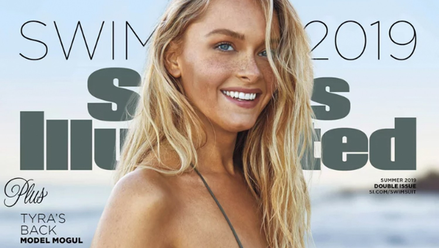 Camille Kostek Sports Illustrated Cover