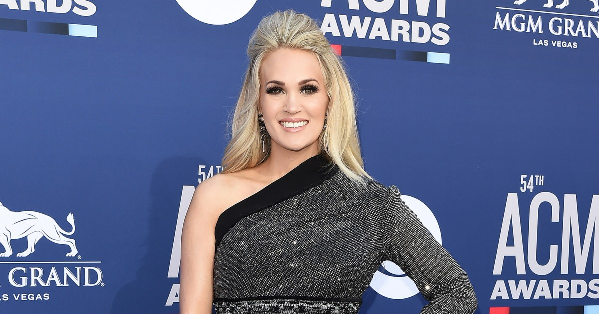 Carrie Underwood Warns Son's Crush Not to 'Break His Heart'