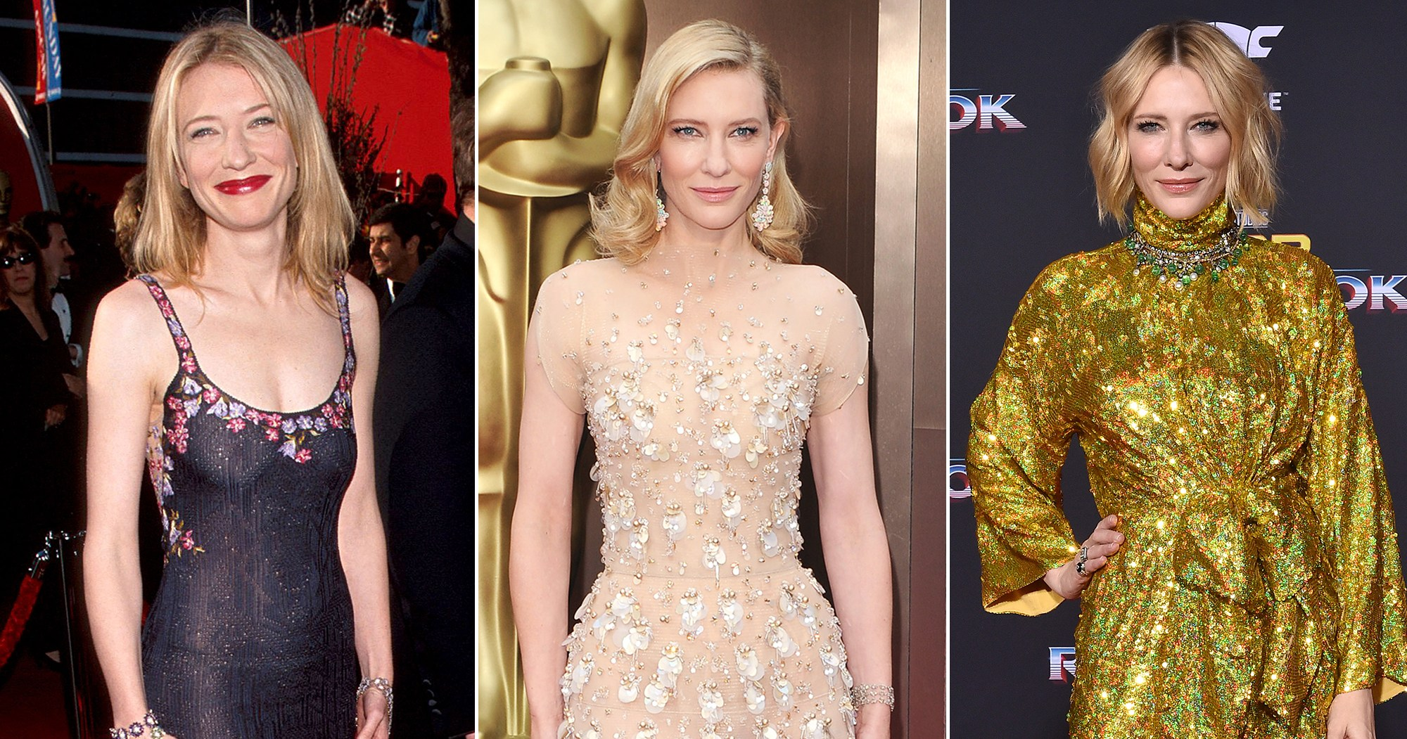 Happy 50th Birthday, Cate Blanchett! See Her Best Red Carpet Fashion Moments
