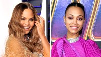 Chrissy-Teigen,-Zoe-Saldana-Mothers-Day