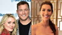 Colton Underwood and Cassie Randolph and Becca Kufrin Friends