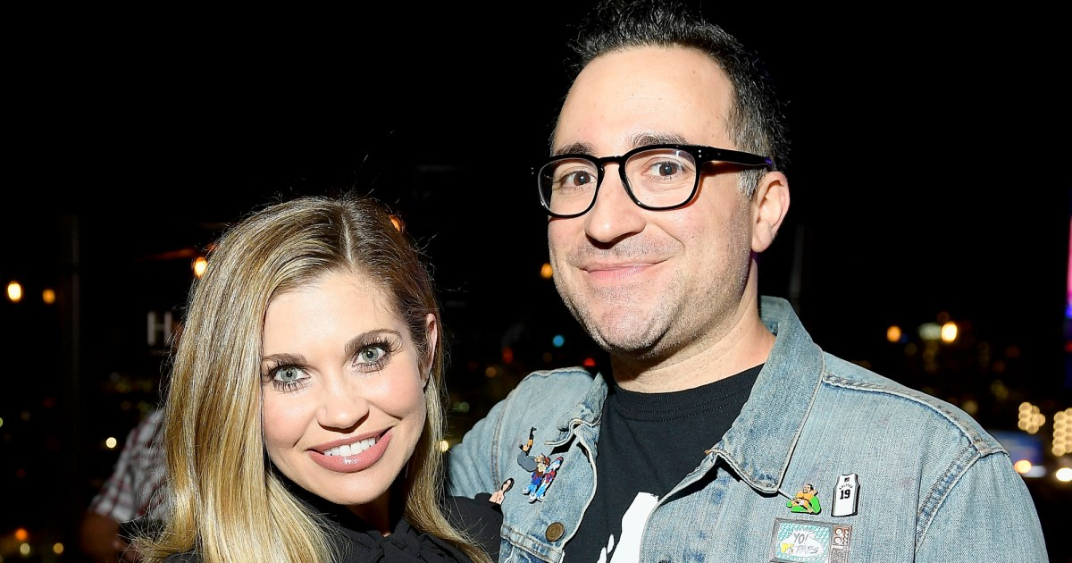 Danielle Fishel Gives Birth to 1st Child With Husband Jensen Karp