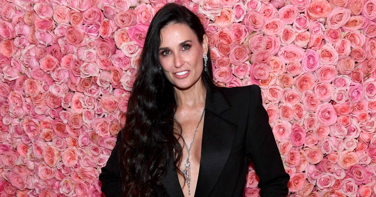 Demi Moore Didn't Work Out for 4 Years, Starts Exercising ...