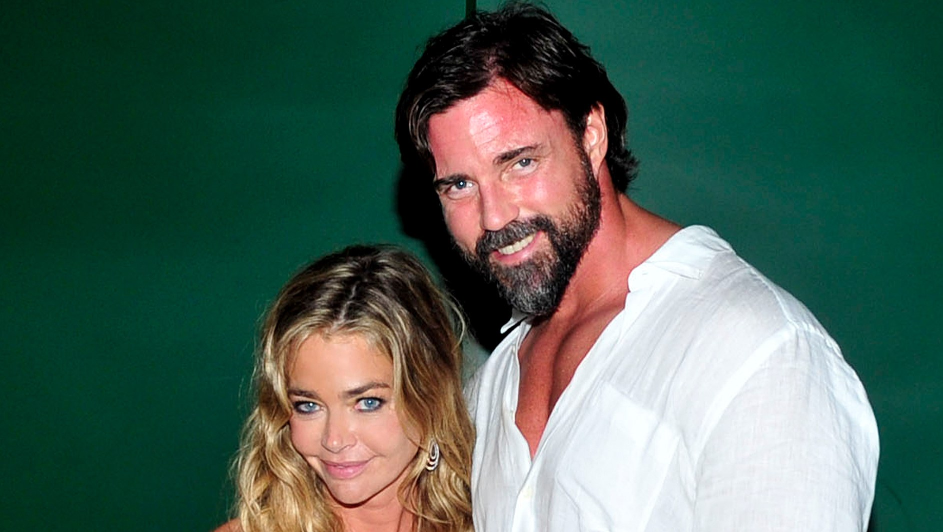 Denise Richards Quotes About Husband Aaron Phypers