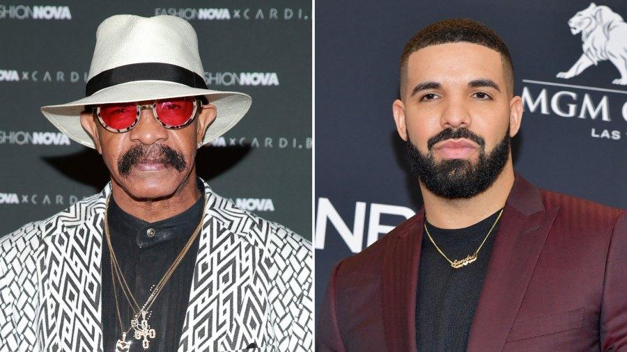 Drake Dad Dennis Graham Fatherhood Changed Rapper