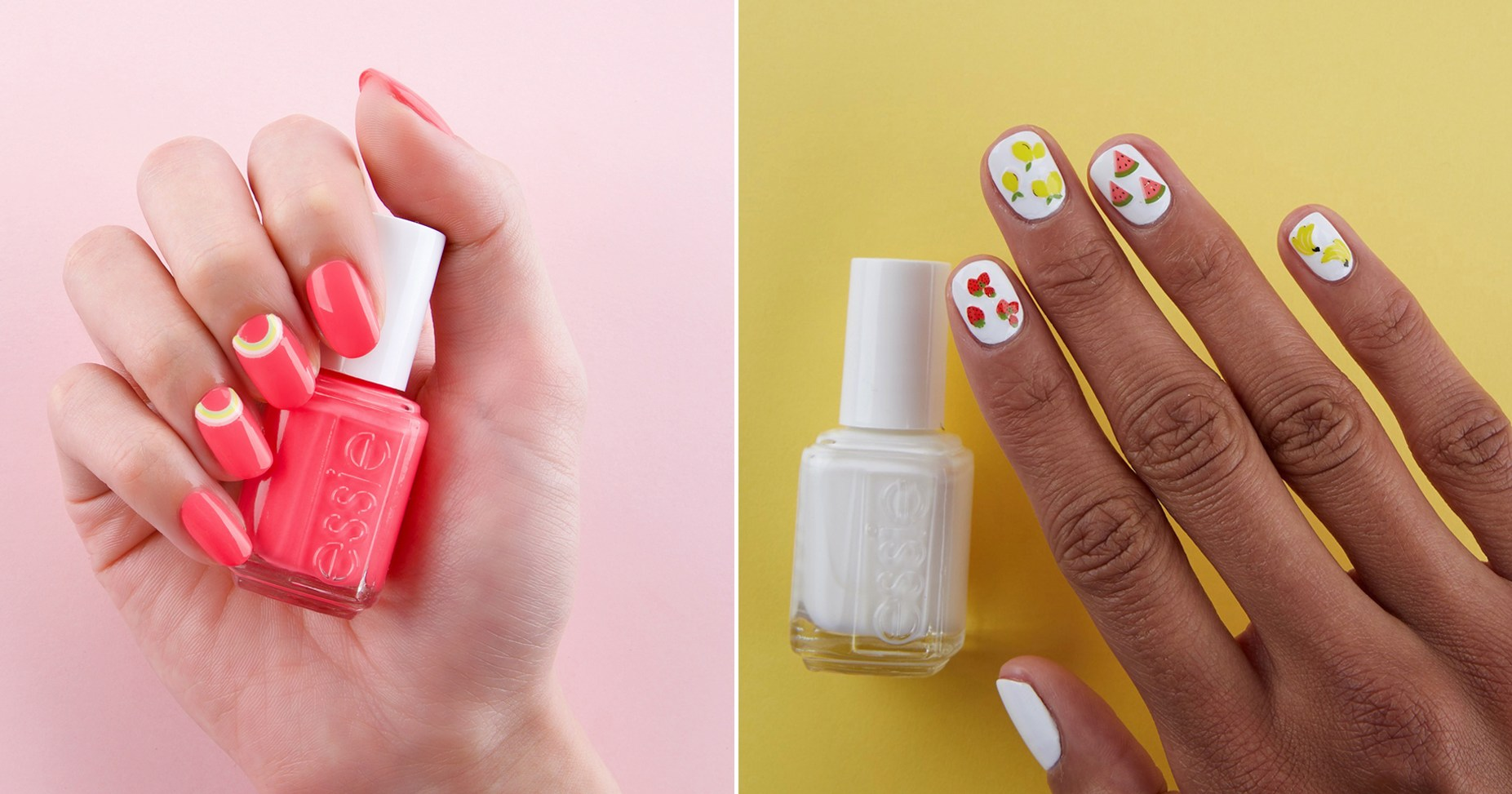 Essie Teamed Up With Olive & June to Launch Nail Stickers You'll Be Wearing All Summer Long