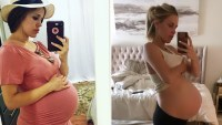 Famous Baby Bumps