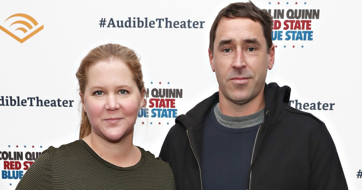 Amy Schumer Reveals Sex of First Child With Husband Chris Fischer