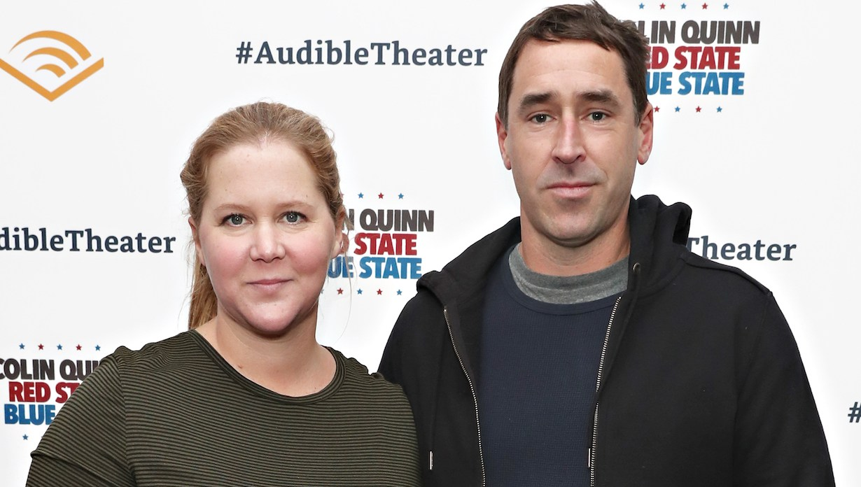 Pregnant Amy Schumer Reveals Sex of Her First Child With Husband Chris Fischer