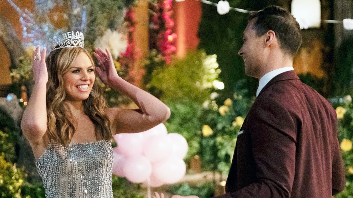 a6786a13cec3 'The Bachelorette' Premiere: Hannah Throws Out Guy With Girlfriend