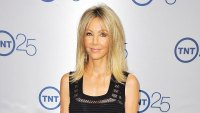 Heather Locklear Rehab Return