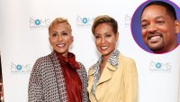 Jada Pinkett Smith and Mom Adrienne Banfield-Noris Marry Will Smith
