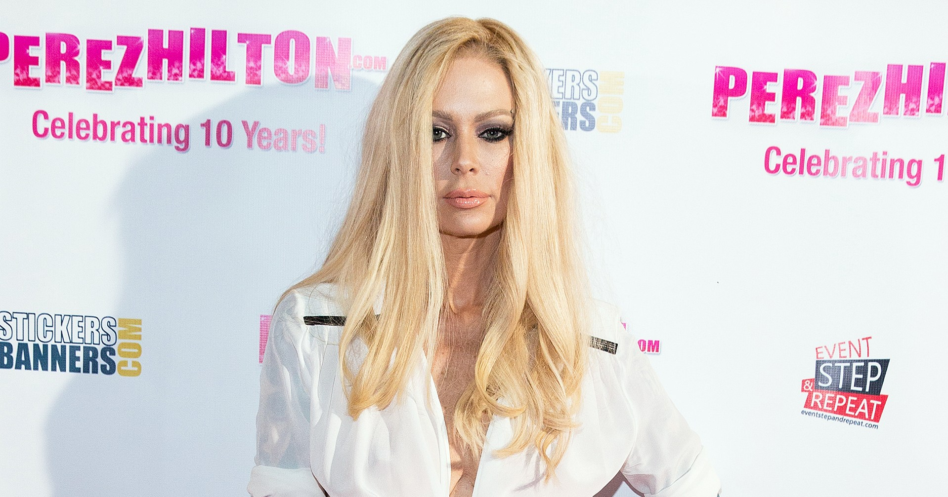 Jenna Jameson Defends Letting Daughter Play by Window: 'Pipe Down'
