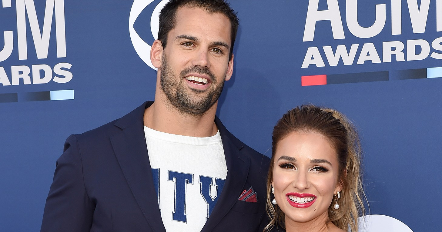 Jessie James Decker Says Eric Decker 'Wants Another Baby for Sure'