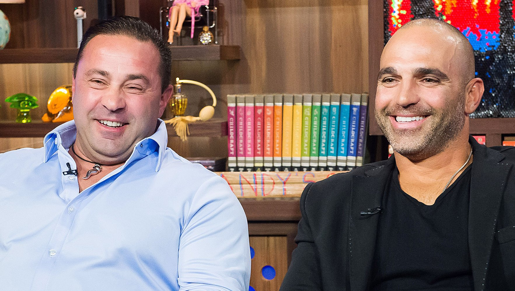 Joe Gorga Thinks Joe Giudice Italy Spinoff Amazing
