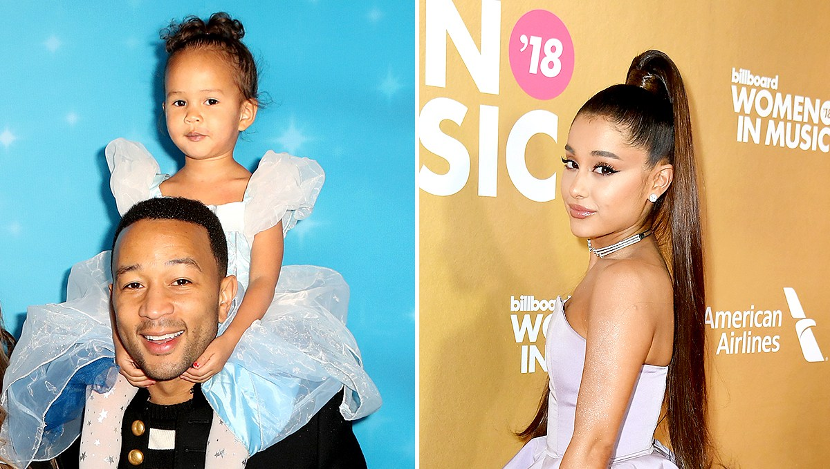 John-Legend's-Daughter-Luna-Praises-Ariana-Grande